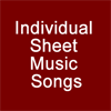 Individual Sheet Music Songs